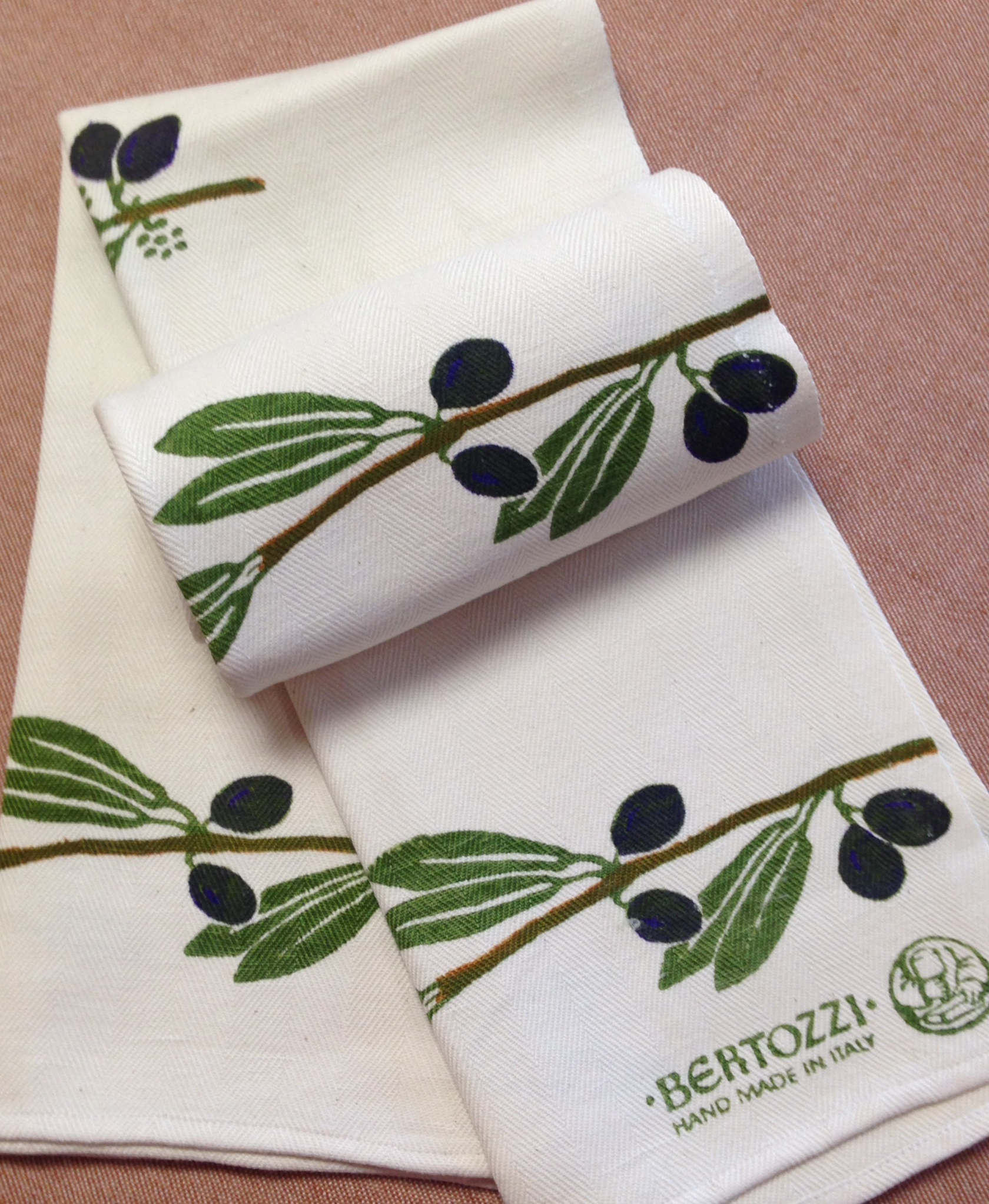 Superbe Italian Bed Bath And Table Linens