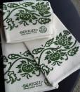 Cardoon Towel Green